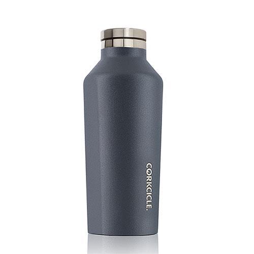 CORKCICLE 酷仕客Waterman戶外系列三層不鏽鋼易口保溫瓶-270ml(消光灰)