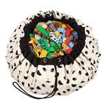 play&go玩具整理袋 - 藝術家聯名款 - 貓熊