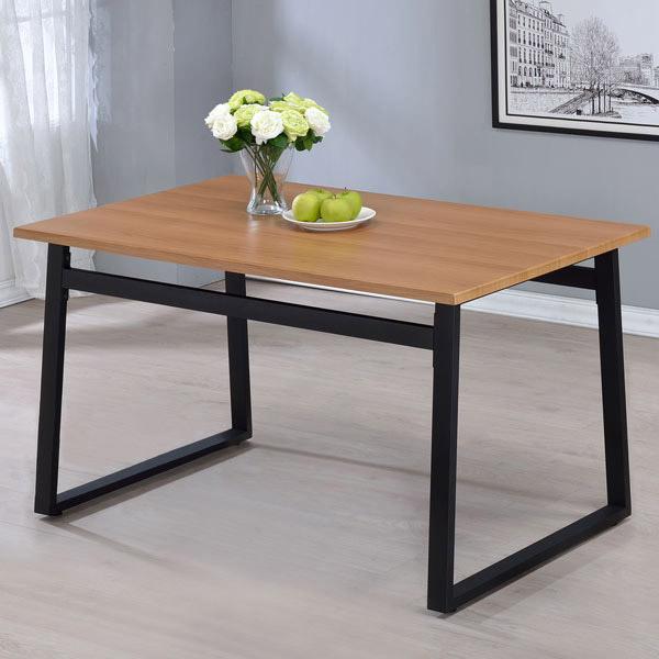 Yostyle 伊瑪娜工業風4.3尺餐桌