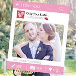 【ARDENNES】婚禮佈置系列 拍照小物 / 道具 / 打卡 / 效果框 WP007