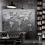 【ARDENNES】壁紙 壁布 中世紀仿古地圖 法國進口 / 居家佈置 DIY / MAP024