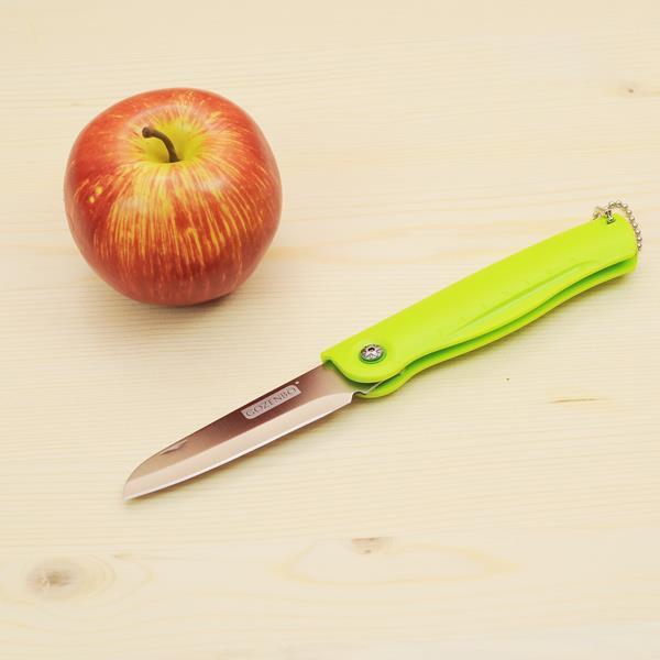 健康煮折疊刀-3入