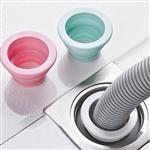 廚衛專用排水管防臭矽膠密封圈/密封塞(顏色款式隨機出貨)