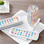 夏季迷你小圓球冰格/製冰盒/果凍盒(顏色款式隨機出貨)