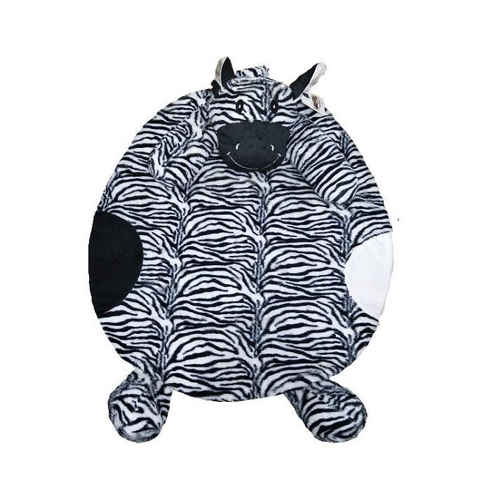 動物造型地墊/座墊- 斑馬