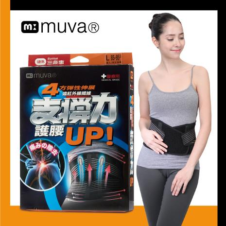 muva遠紅外線專業支撐護腰