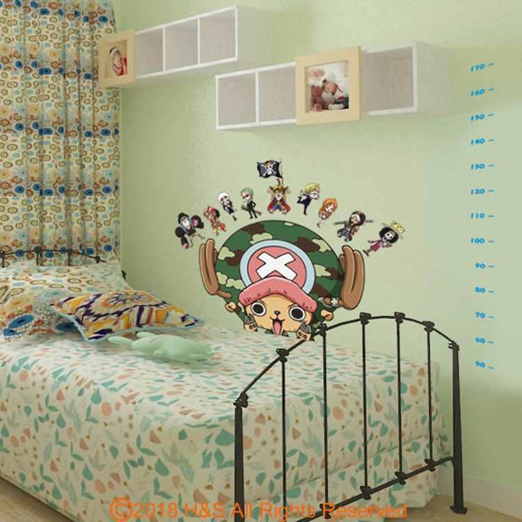 【航海王】多雷斯羅薩篇身高壁貼 (35x50cm雙拼)1入