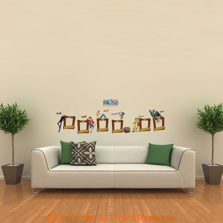 【航海王】新世界相框壁貼(35x50cm雙拼)1入