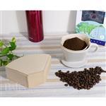 日本三洋 101 咖啡濾紙100張 & Welead 陶瓷咖啡濾杯 1-2人份