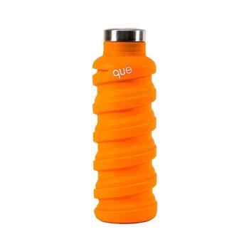 que Bottle 伸縮水瓶(600ml)/活力橘