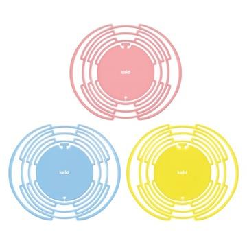 Kalo卡樂創意 環保矽膠飲料提袋 杯套 手搖杯 飲料袋 環保提袋-藍色