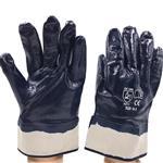 普魯士藍防油耐酸鹼溶劑工業加厚手套(1雙)