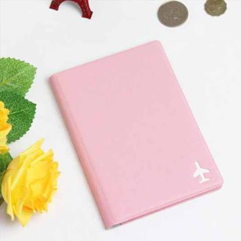 【FENICE】證件護照套(小)-粉