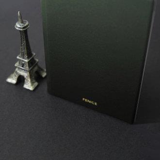 【FENICE】Midnight系列護照套(綠) S size