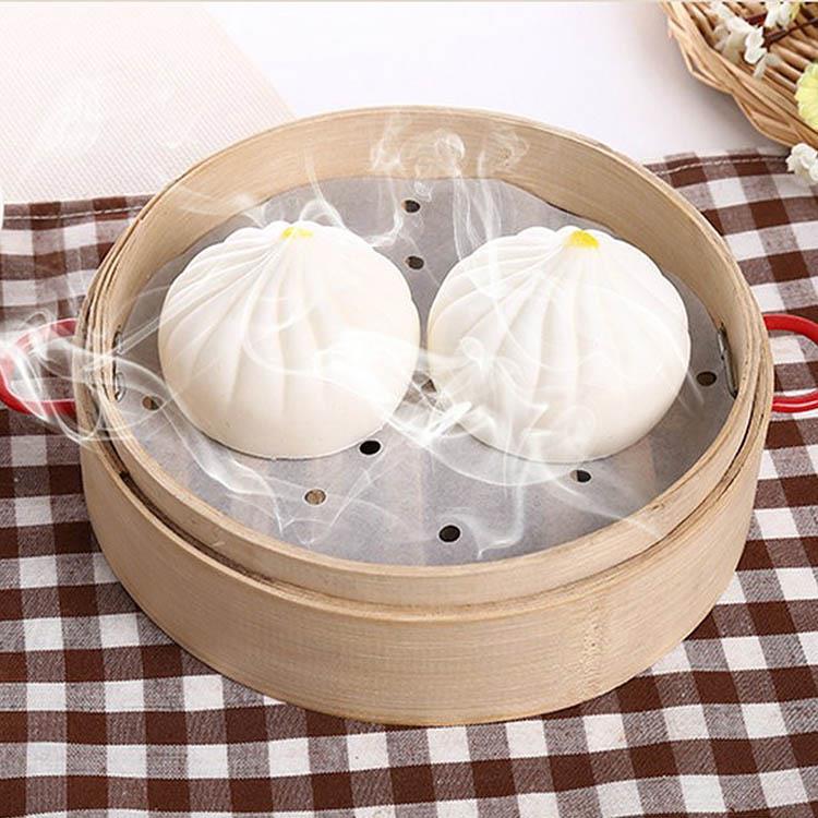 廚房圓形蒸籠紙/烘焙紙50入(6吋/15cm)