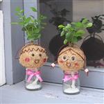 【迎光】造型苔球同樂會-小丸子&小玉