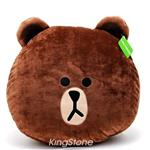 LINE【cool熊大】舒適抱枕