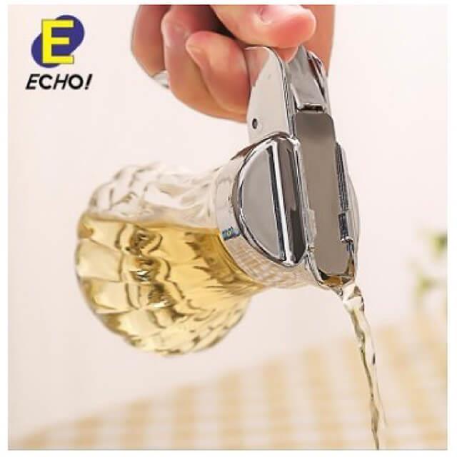 ECHO 日本進口 玻璃調味罐 油罐 EP-144225