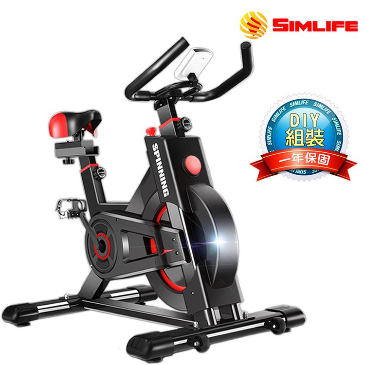 SimLife-_運動選手專用重量級高強度訓練飛輪車