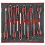 [天魔工具] 11支螺絲起子工具組