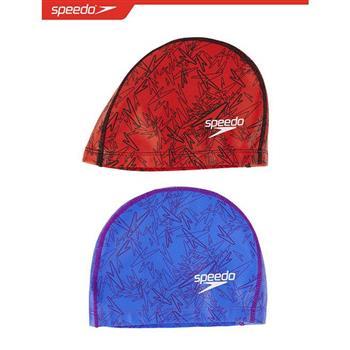 SPEEDO矽膠合成泳帽BoomUltraPace SD811237B959/SD811237399
