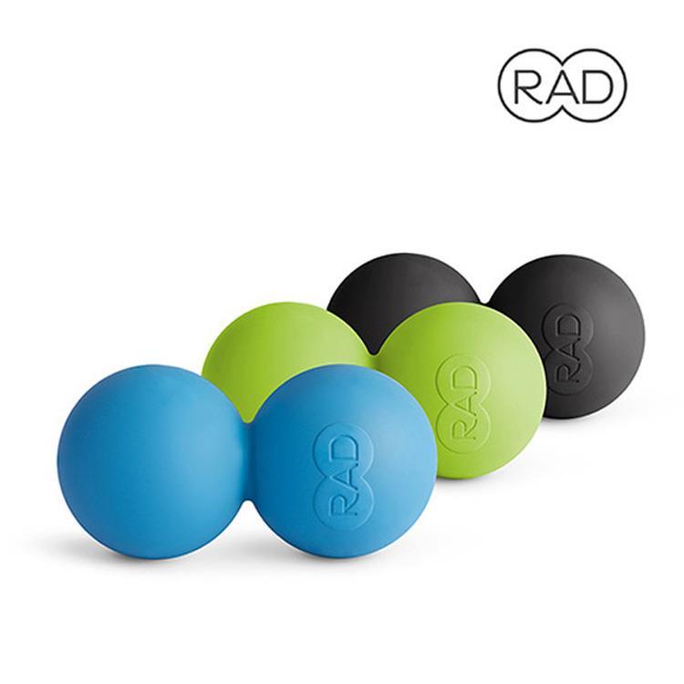 RAD ROLLER 花生球/按摩球(單個售)針對深壓脊椎兩側筋膜設計《美國進口》三種硬度