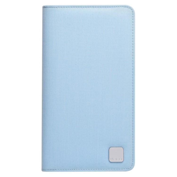ALIO 商務旅行包/粉藍色