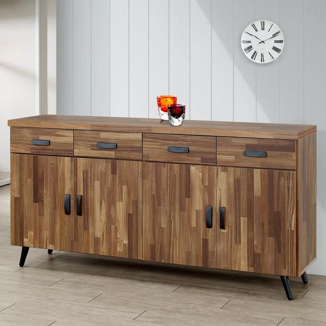 Yostyle 布里安5.3尺餐櫃(積層木)