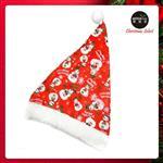 耶誕派對-網紗雪人聖誕帽(兒童)