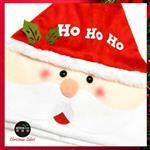 耶誕派對-聖誕老公公HOHOHO絨毛聖誕帽