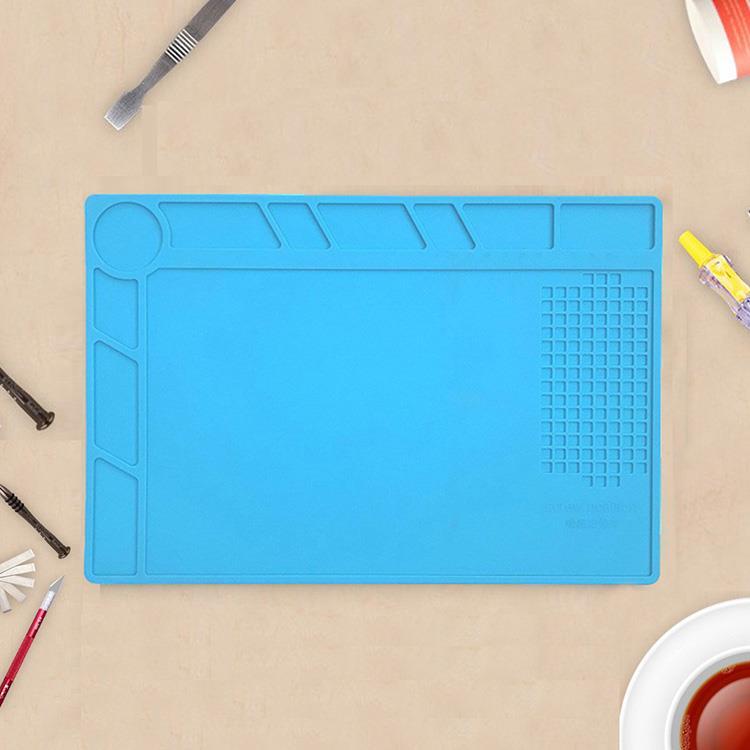 藍色IC維修工作隔熱墊(1入)