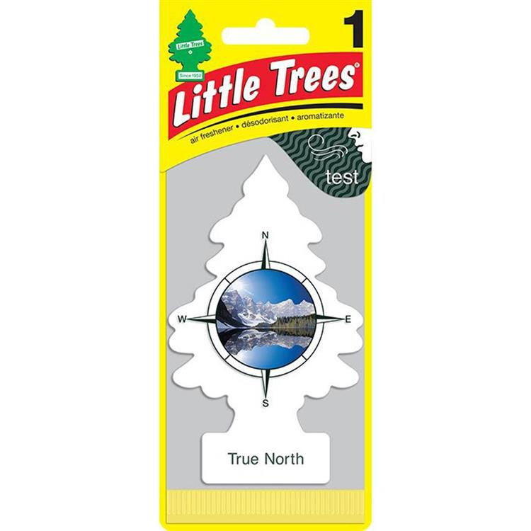 LittleTrees小樹芳香片-雪域