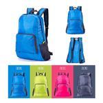 輕量型折疊收納雙肩包/後背包/旅行包
