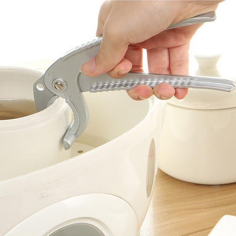 多功能鋁製碗盤防燙夾(1入)