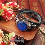 【十相自在】金剛薩埵百字明咒水晶咒輪手環