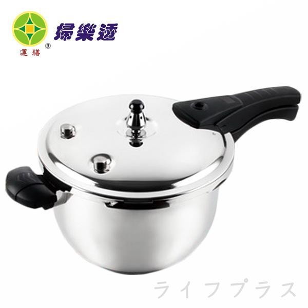 #304不鏽鋼節能壓力鍋-24cm/6L