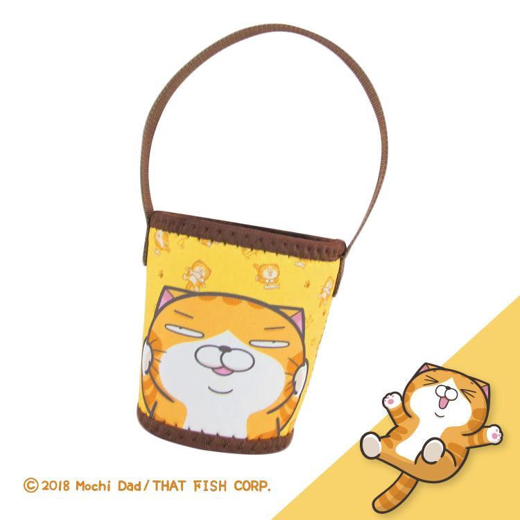 [Hello 生活館] 白爛貓杯套