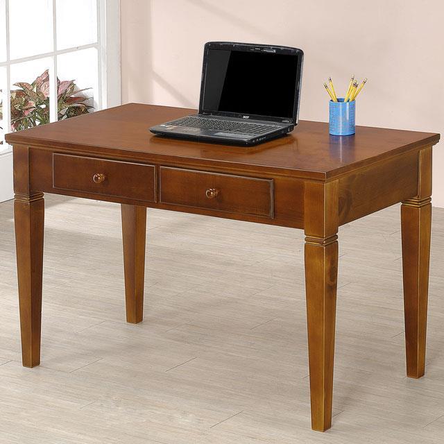 Yostyle 吉野4尺實木書桌