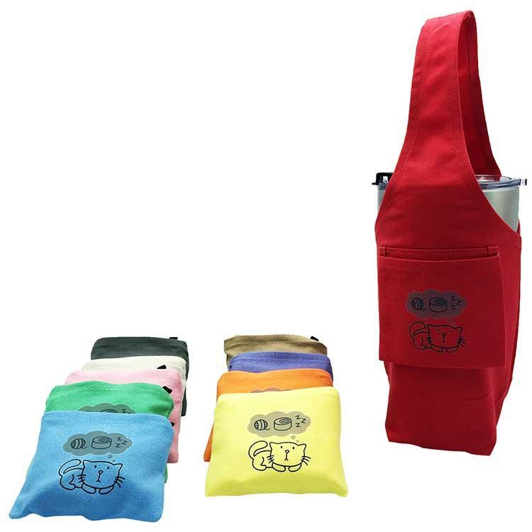 YCCT 環保飲料提袋包覆款 - 喵星人