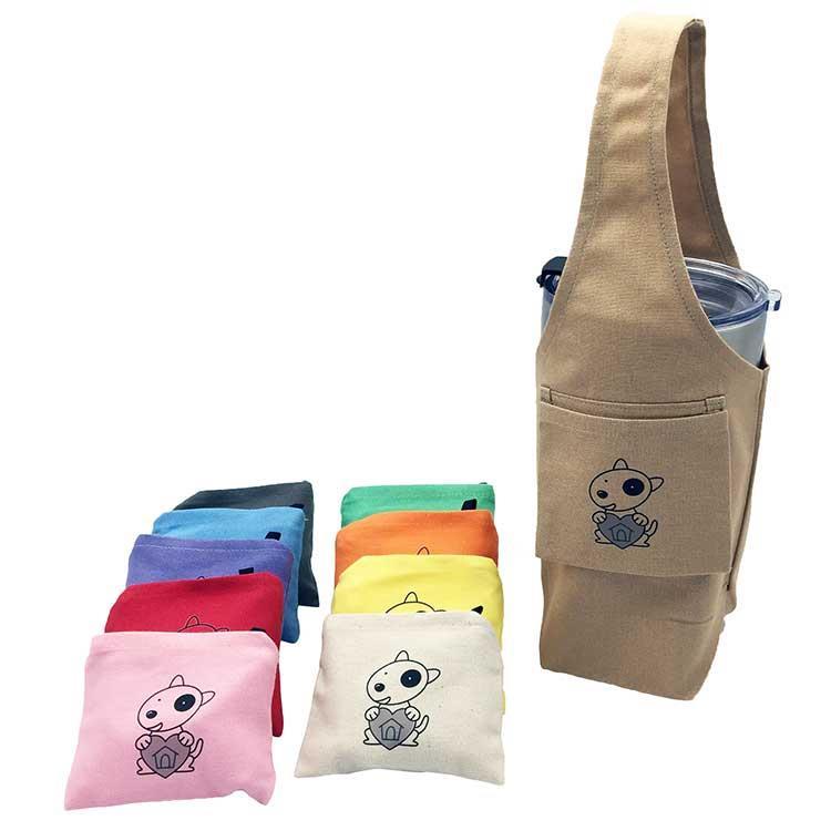 YCCT 環保飲料提袋包覆款 - 汪星人
