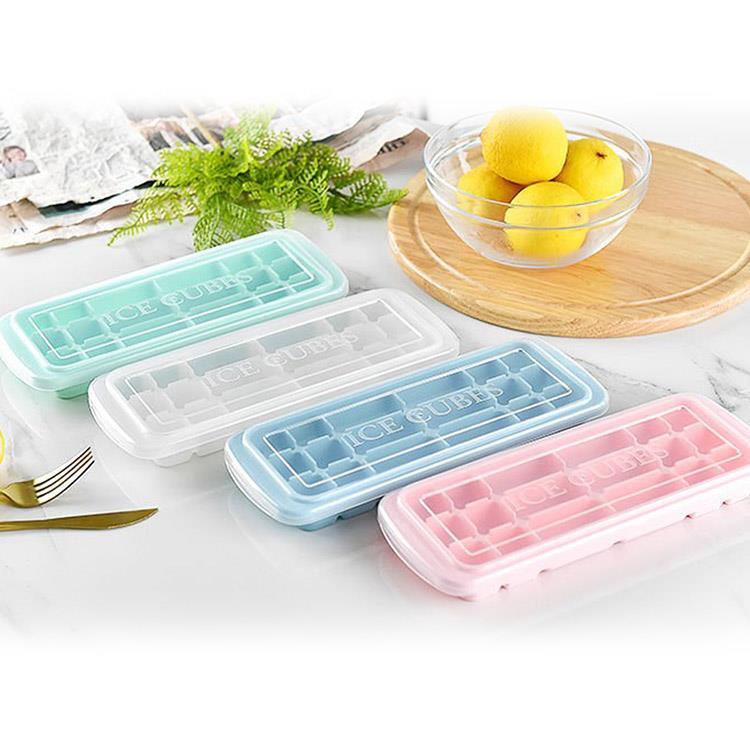 18冰格 創意矽膠製冰盒(1入)