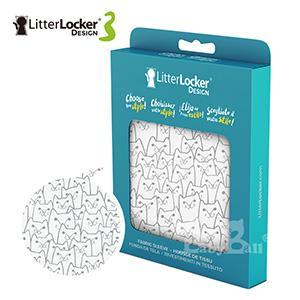 LitterLocker® Design 第三代貓咪鎖便桶衣(貓群款)