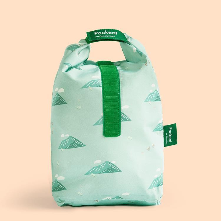 好日子 | Pockeat環保食物袋(大食袋) 玉山
