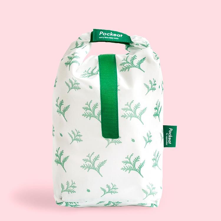 好日子   Pockeat環保食物袋(大食袋) 雪中紅檜