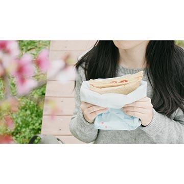 好日子   Pockeat環保食物袋(大食袋) 芒果