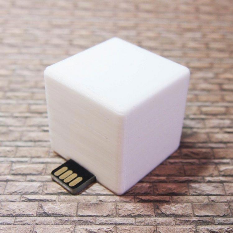 CubeLight 個性燈 - 經典白