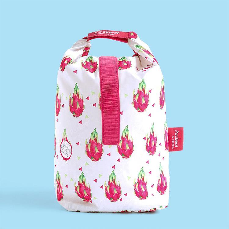 好日子 | Pockeat環保食物袋(大食袋) 火龍果