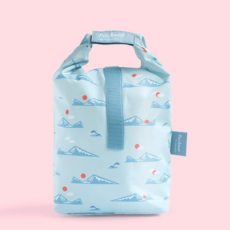 好日子 | Pockeat環保食物袋(大食袋) 龜山島