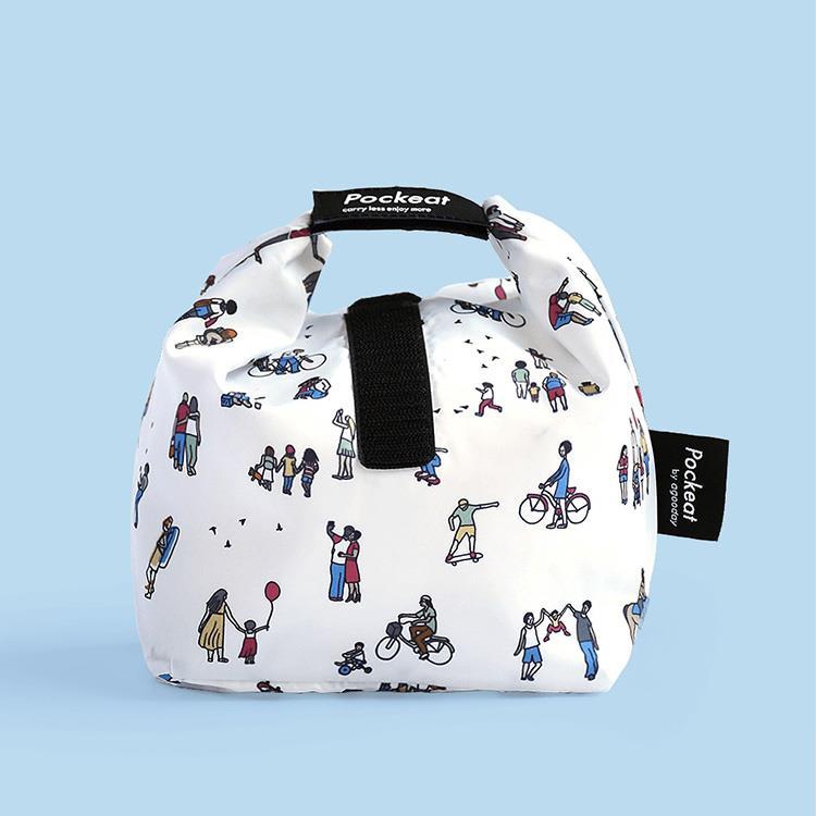 好日子 | Pockeat環保食物袋(小食袋) 白日夢