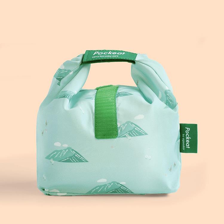 好日子 | Pockeat環保食物袋(小食袋) 玉山